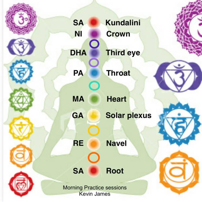 Active Aum Meditaion & Chakara Toning.