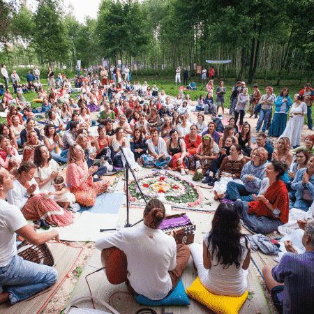 Mid Summer Chanting celebration